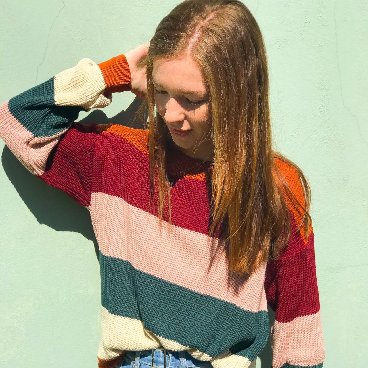 Tricot Emily Vinho/Terra