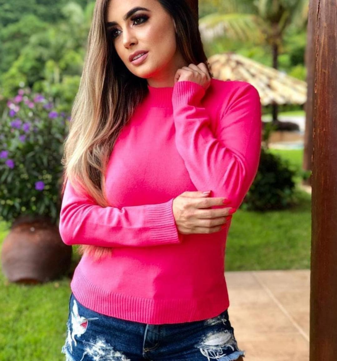 Tricot Rebeca Pink