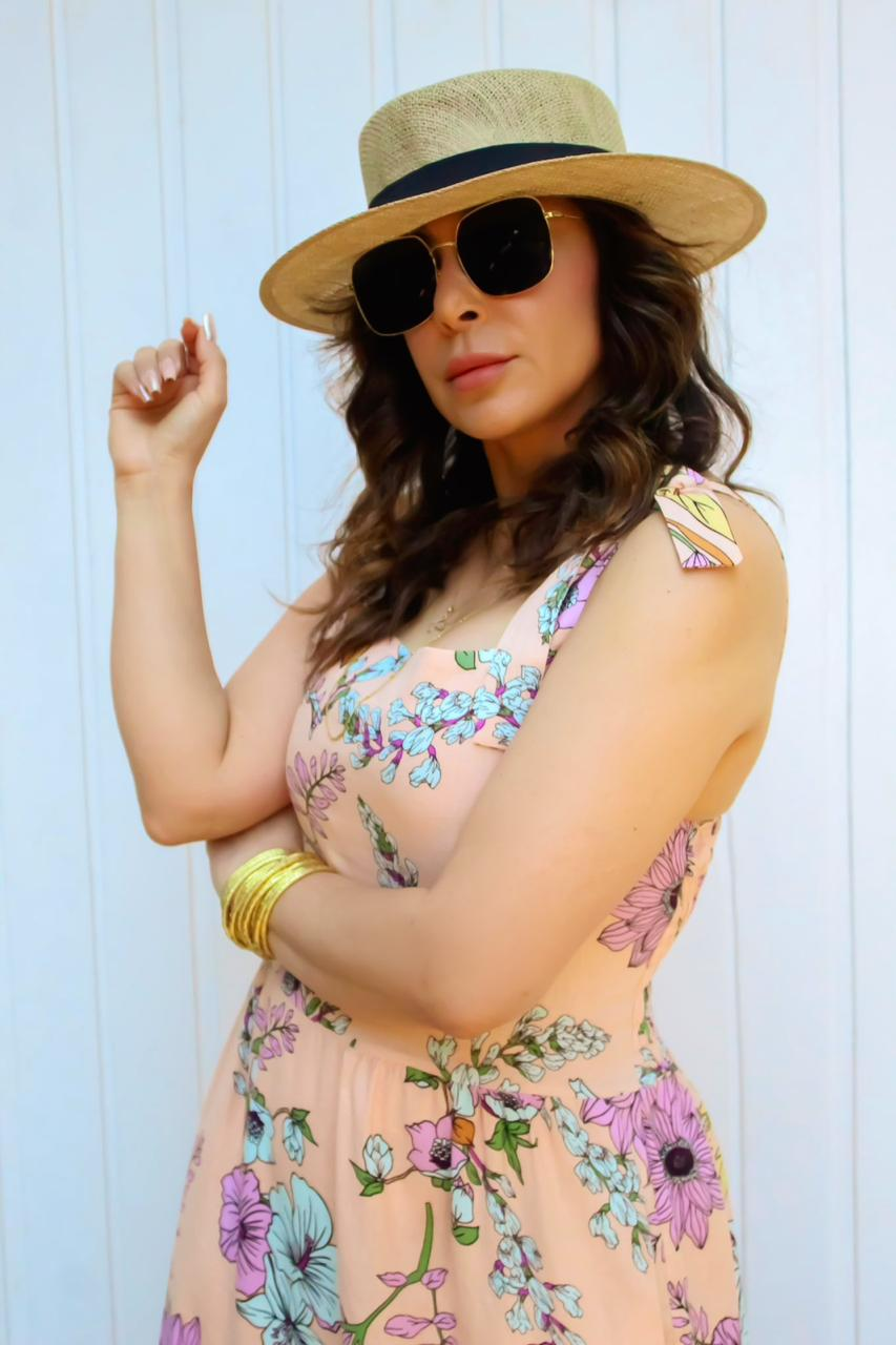 Vestido Lorena Floral