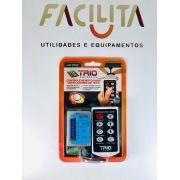 Controle Remoto P/ Ventilador Teto C/ Luz + Capacitor 3+7 uF
