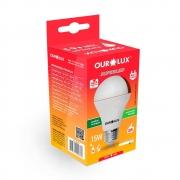 Lampada LED 15W OuroLux Alta Potencia Bivolt Branca 6500K