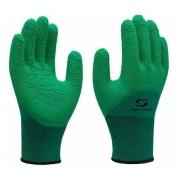 Luva de segurança Super Safety ss1009 Verde Tam. 9(G).