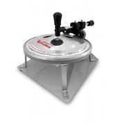Maquina Seladora de Marmitas em Aço Inox Profissional SMC Classic