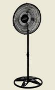 Ventilador de Coluna Osc. Plástico 50 cm Bivolt Preto