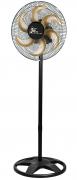 Ventilador de Coluna Oscilante Aço 40 cm Bivolt