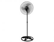Ventilador de Coluna Premium 60 cm Bivolt Aço Preto 170 W