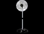 Ventilador de Coluna Oscilante Premium 60 cm Cromo