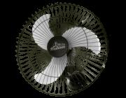 Ventilador de Parede Oscilante Premium 60 cm Bivolt