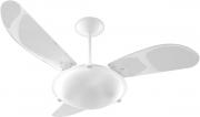 Ventilador de Teto Angra Com 3 Pás Branco 110V