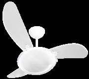 Ventilador de Teto Delta Slim Pás de Plástico