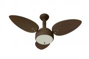 Ventilador De Teto Miray 3 Pás Mr/Tb 110V + Controle Remoto