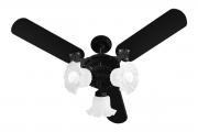 Ventilador de Teto New Beta 3 Pás de MDF Laqueadas