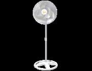 Ventilador De Coluna Gold 60 cm Bivolt Branco Cromado 200 W