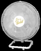 Ventilador Gold  de Mesa 50 cm Bivolt 200 W Cromo
