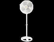 Ventilador De Coluna Gold 50 cm Bivolt Aço Branco200 W