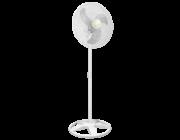 Ventilador De Coluna Gold 60 cm Bivolt Aço Branco 200 W