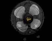 Ventilador De Mesa Gold 50 cm Bivolt Aço Preto200 W