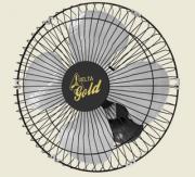 Ventilador Gold Oscilante de Parede 50 cm Bivolt 200 W