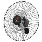 Ventilador De Parede Ventura 60 cm Aço Preto Bivolt 150 W