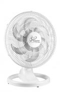 Ventilador  Oscilante Plástico 50 cm Bivolt 2 em 1 Branco