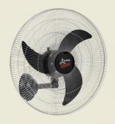 Ventilador Super Delta de Parede 65 cm 230 W Bivolt Cromo