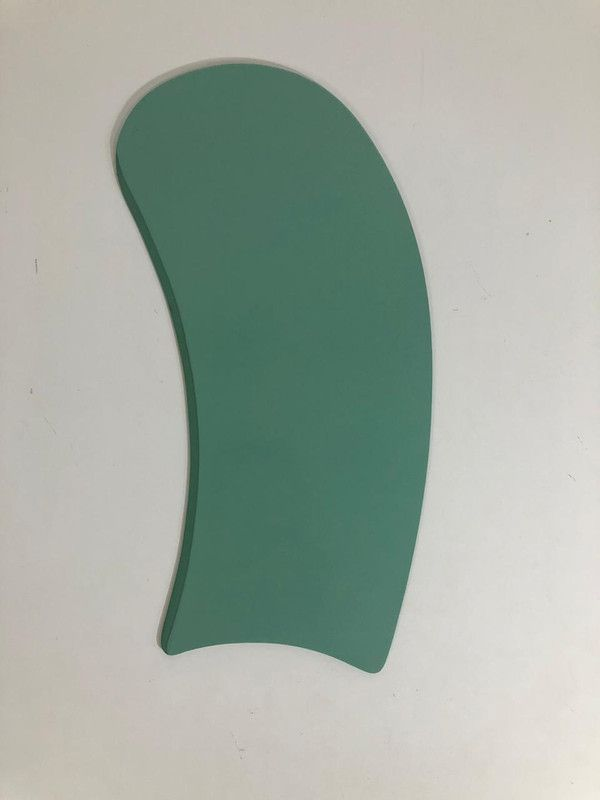 Jogo Com 3 Pás Mini-Art Tric. Fememino Rosa, Amarela e Verde