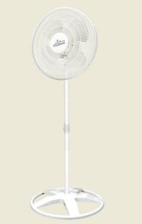 Ventilador de Coluna Osc. Plástico 50 cm Bivolt Branco