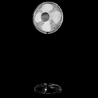 Ventilador de Coluna Oscilante Premium 50 cm Cromo