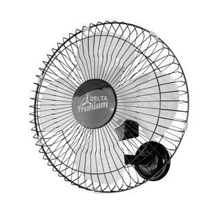 Ventilador de Parede Oscilante Premium 50 cm Bivolt