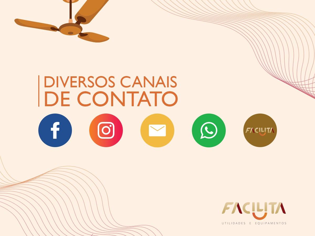 Ventilador de Teto Office Dunamis Dourado 4Pás Rádica Freijó 220V+Controle
