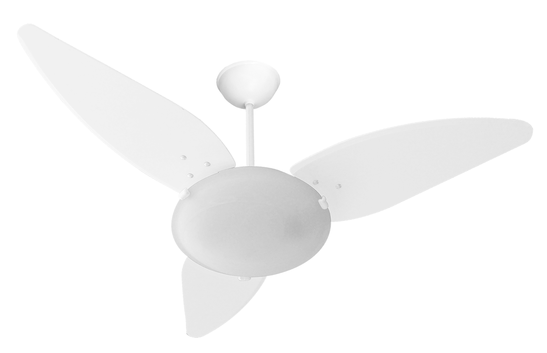 Ventilador de Teto Super Magnes Branco 220V+Controle Remoto
