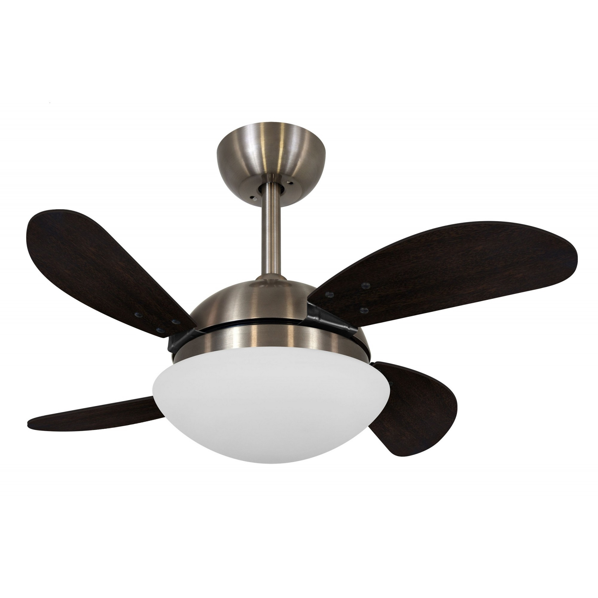 Ventilador de Teto VD28 Mini Fly Bronze/Tb 110V+Controle R.