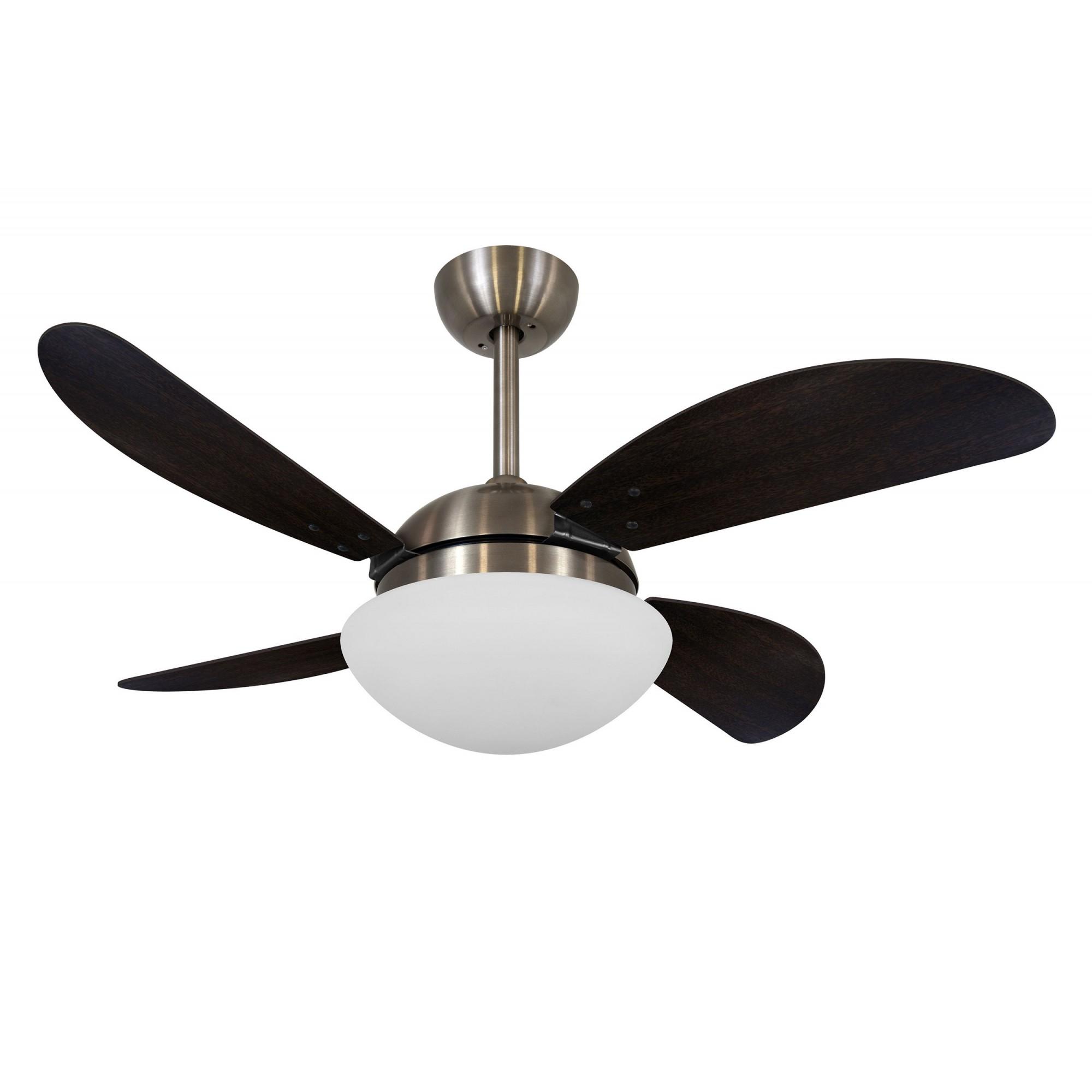 Ventilador de Teto VD42 Fly Bronze/Tb 110V+Controle Remoto