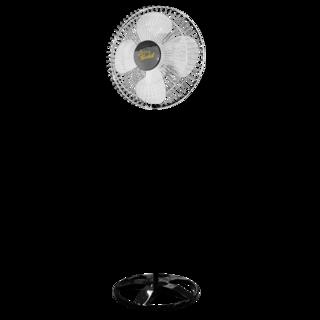 Ventilador De Coluna Gold 50 cm Bivolt Aço Preto Cromado 200 W