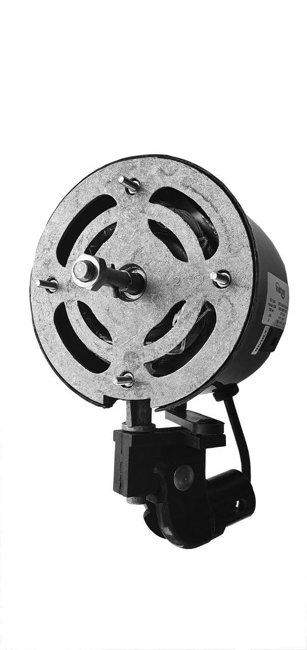Ventilador Oscilante de Parede Tex5 Preto Bivolt 50 cm 210 W
