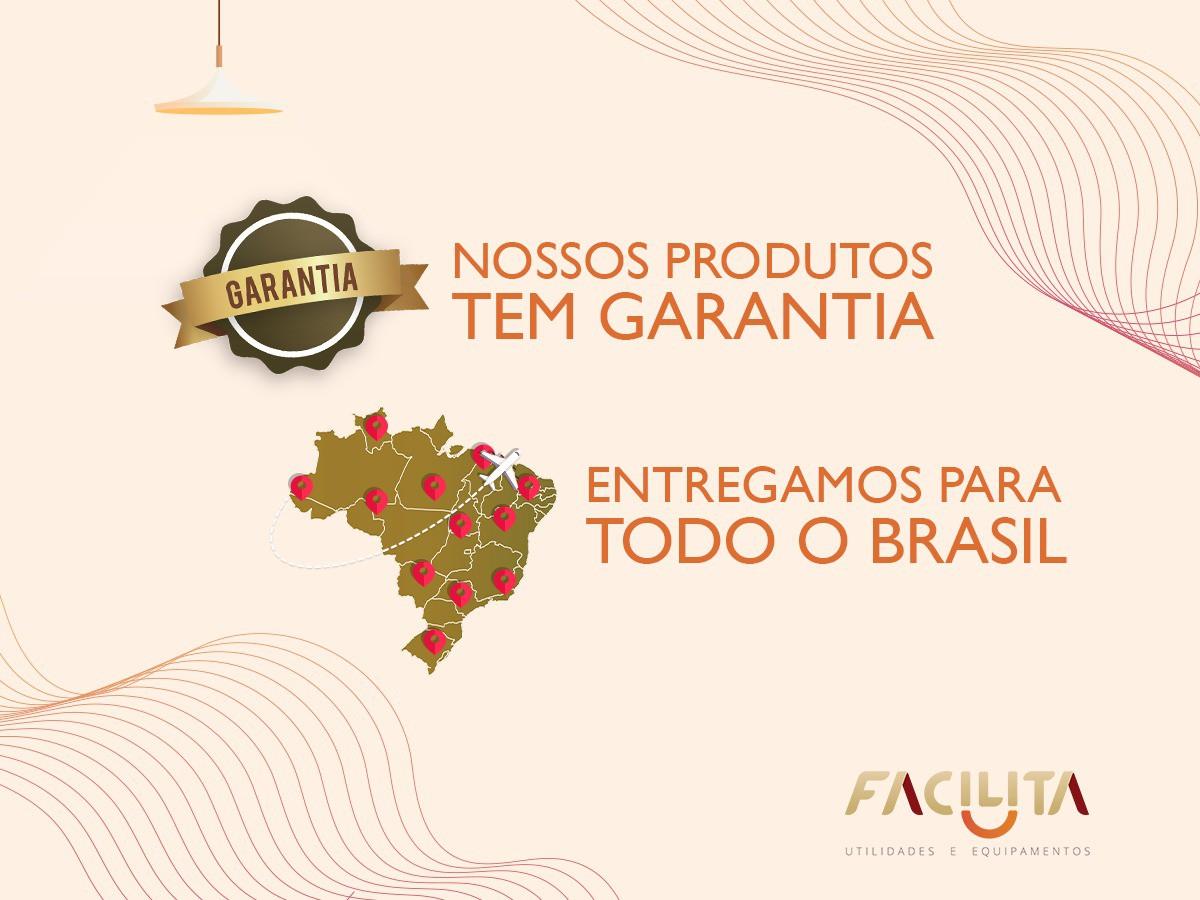 Ventilador de Teto VD300 Palmae Café/Br 220V+Controle Remoto