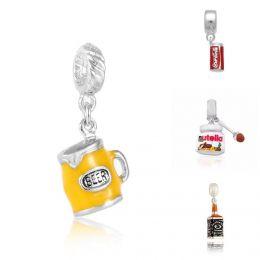 Berloque: Caneca beer, Coca-cola, Nutella ou Jack daniels