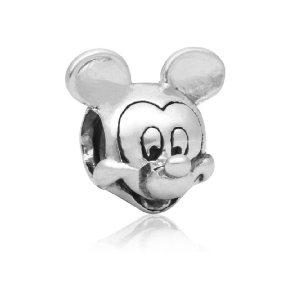 Berloque: Mickey ou Minnie