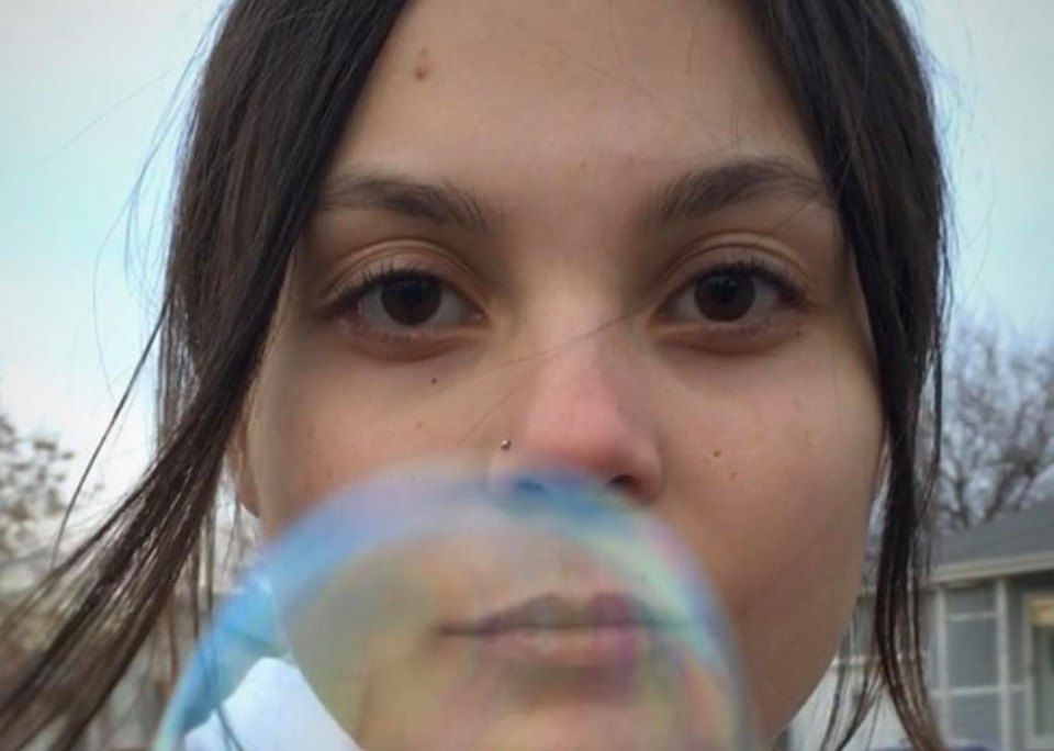 Piercing nostril bolinha aço cirúrgico 316L