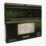 Kenbi Q-10 - Suplemento Alimentar de Coenzima Q10 - 30 cápsulas