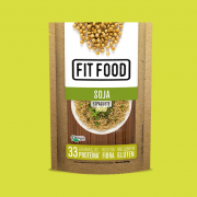 MACARRÃO DE SOJA FIT FOOD 200G