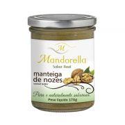 MANTEIGA NOZES 170G - MANDORELLA