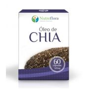 ÓLEO DE CHIA NUTREFLORA