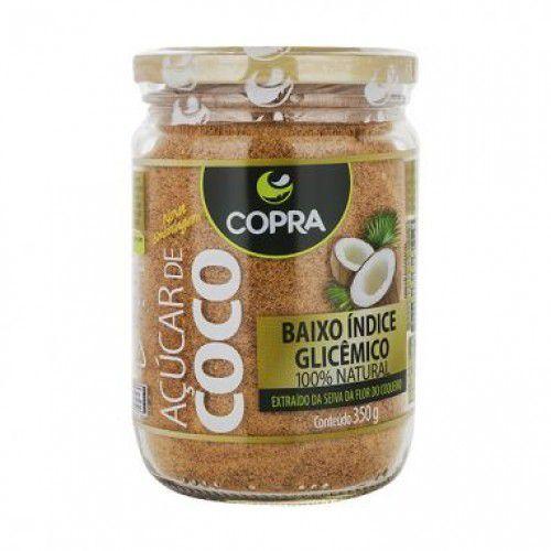 AÇÚCAR DE COCO 350G - COPRA