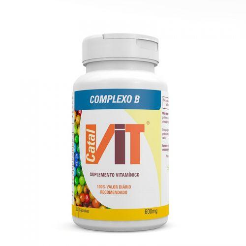 COMPLEXO B - CATALVIT 90 CPS