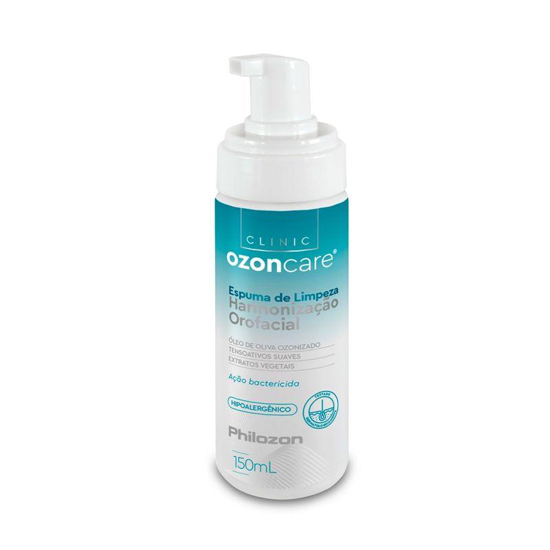 Espuma de Limpeza - Harmonização Orofacial - Ozoncare
