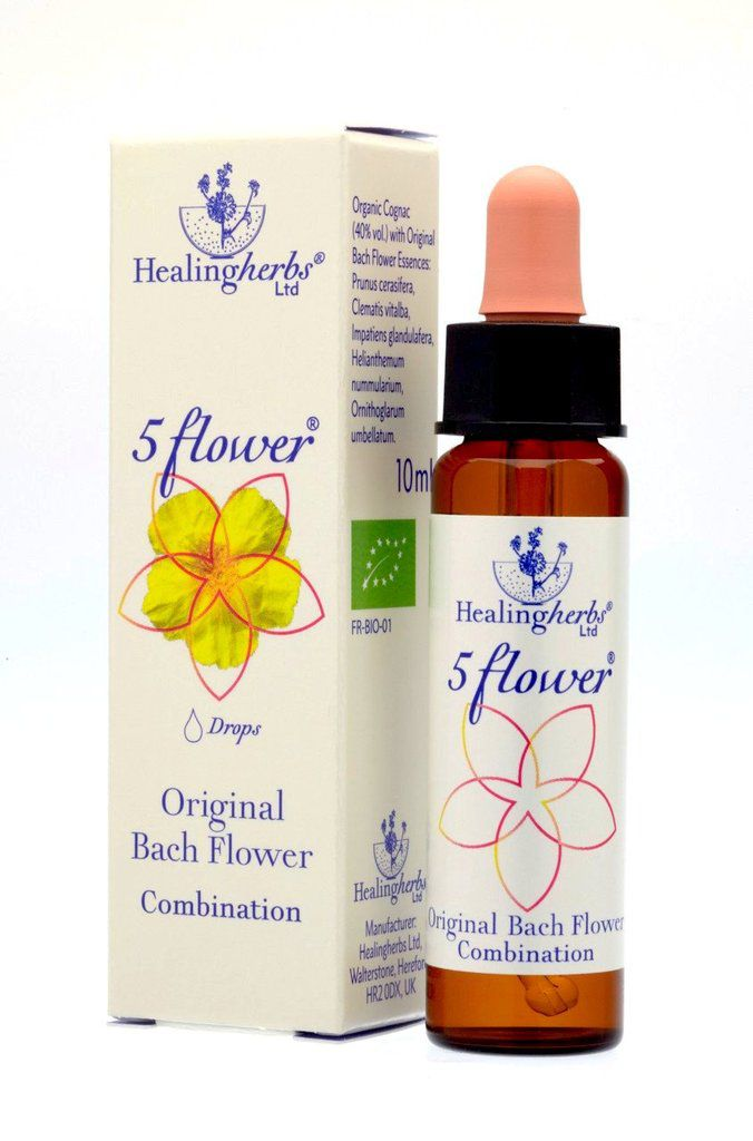 FIVE FLOWER RESCUE STOCK CONCENTRADO 10ML