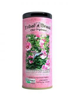 HIBISCUS LIME- LATA - TRIBAL