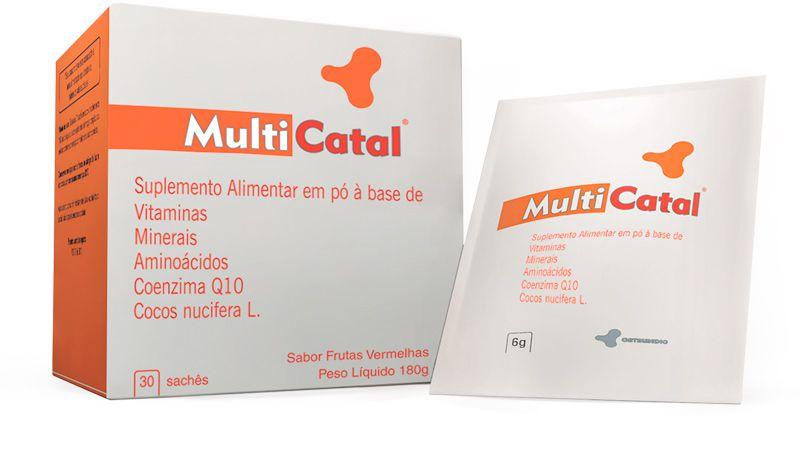 MULTICATAL C/ 30 SACHÊ