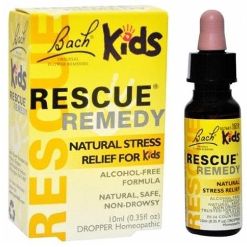 RESCUE KIDS GOTAS 10ML